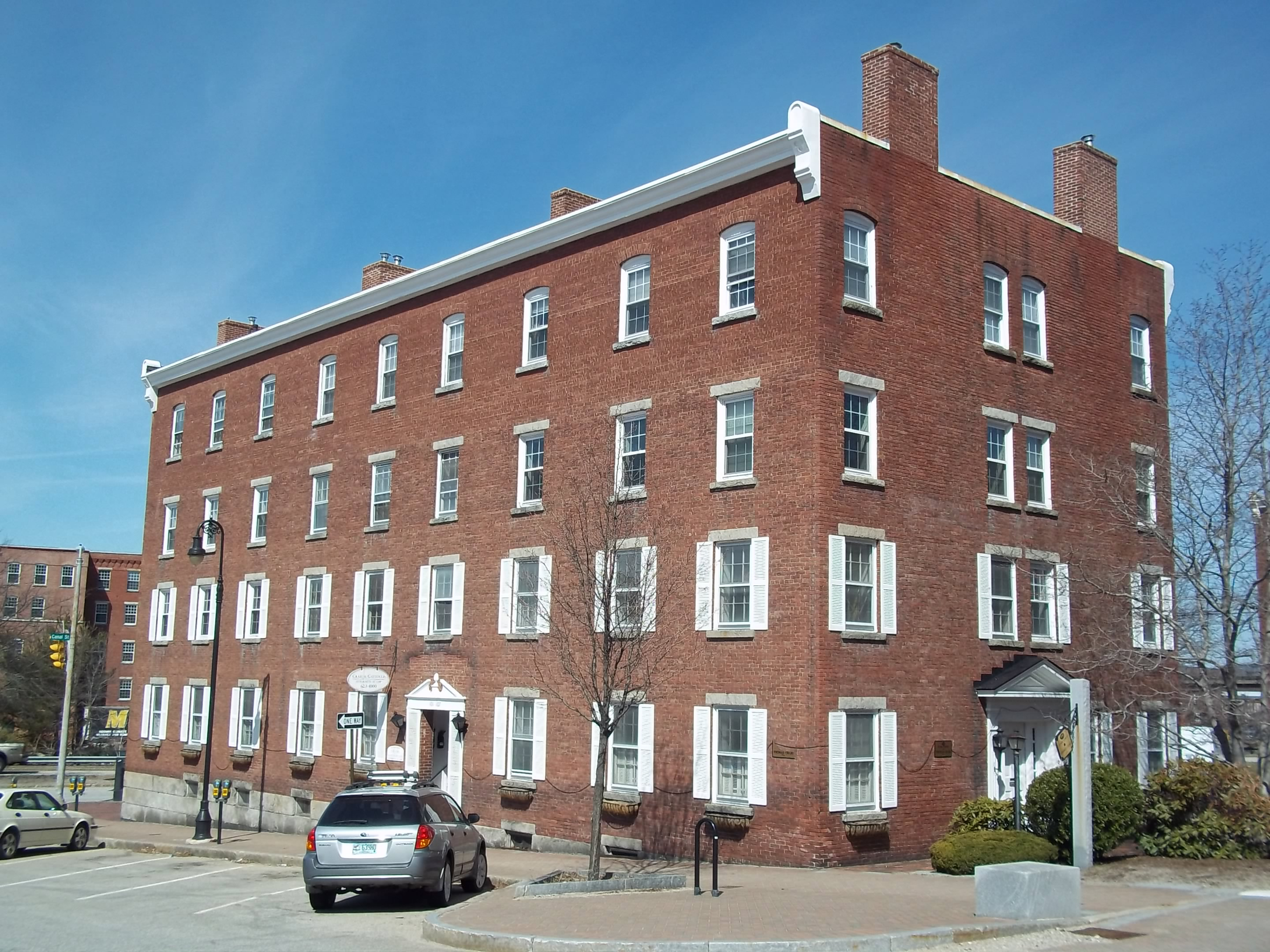 101 Stark Street, Manchester, NH - For Lease