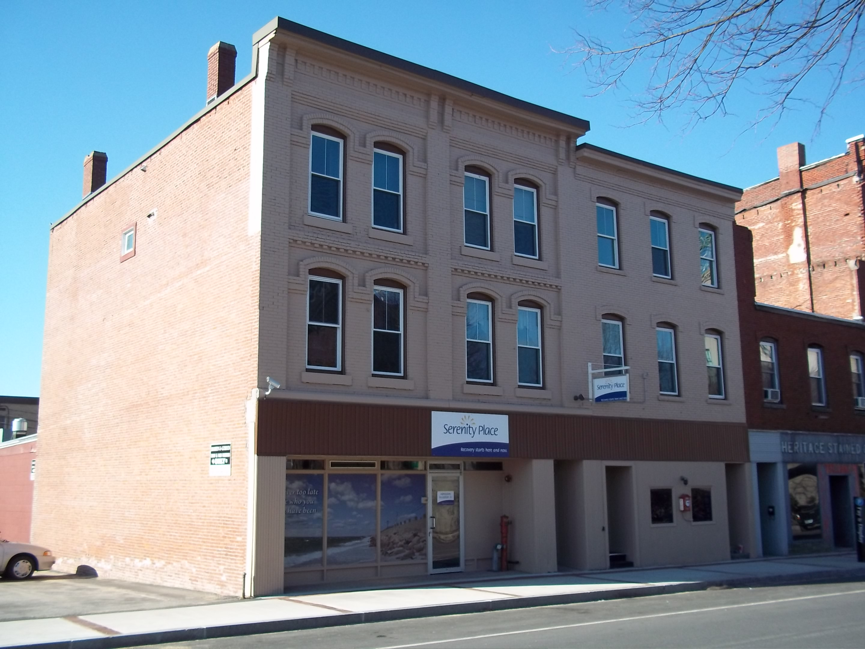 99 Manchester St., Manchester, NH - For Lease