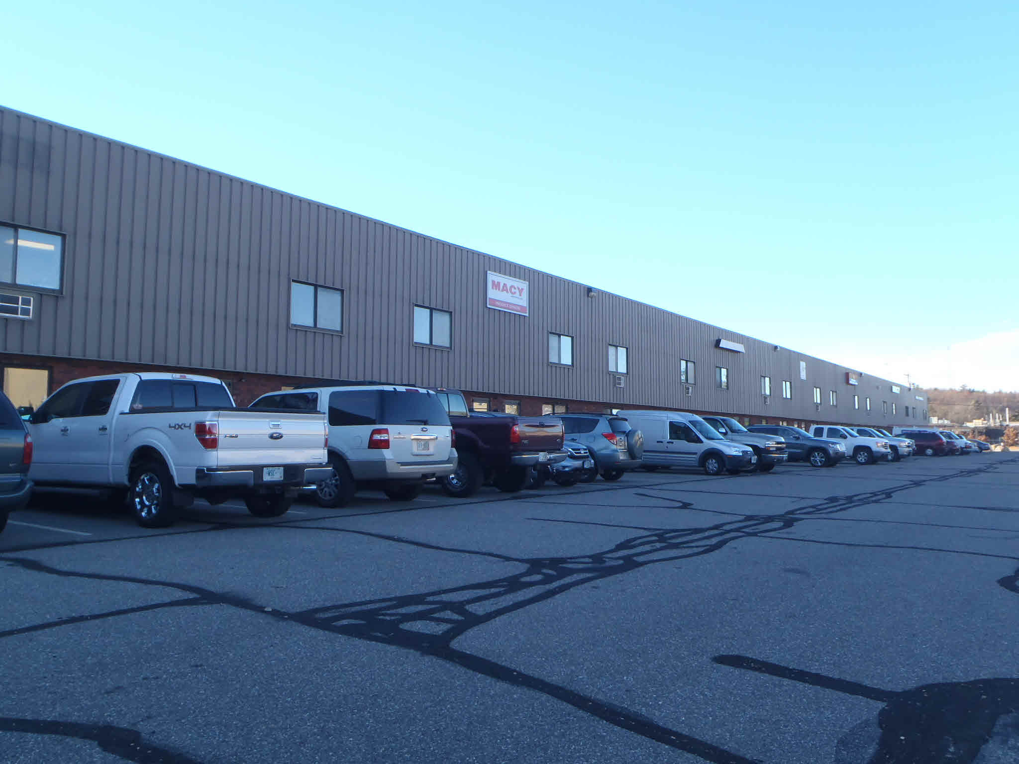 8 Industrial Park Drive, Hooksett, NH - Units 9 & 10 - For Sale