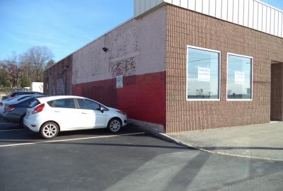 377 Elm Street, Unit #4, Manchester, NH - For Lease