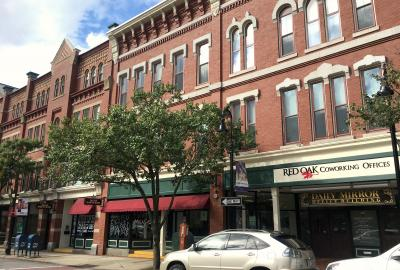 66 Hanover Street, #201 & #300, Manchester, NH - For Lease