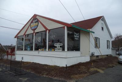 580 Mast Road, Manchester, NH - For Lease